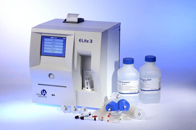 Гематологический анализатор ELite 3