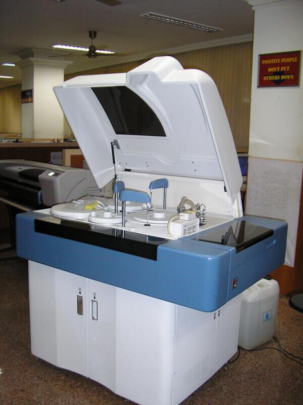 Биохимический анализатор XL-1000